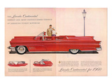 Lincoln Continental for 1960 Poster
