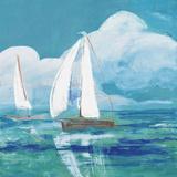 Regatta Winds II Prints by Robin Maria