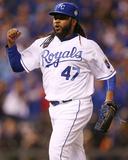 2015 World Series Game Two: New York Mets V. Kansas City Royals Photo by Brad Mangin