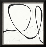 Big Swirl 2 Framed Giclee Print by Susan Gillette