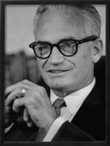 Senator Barry M. Goldwater Framed Photographic Print by Joe Scherschel