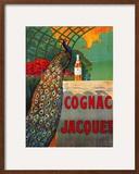 Cognac Jacquet, circa 1930 Framed Giclee Print by Camille Bouchet