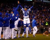 World Series - New York Mets v Kansas City Royals - Game Two Photo af Jamie Squire