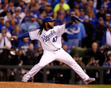 World Series - New York Mets v Kansas City Royals - Game Two Photo by Christian Petersen