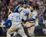 2015 World Series Game Five: Kansas City Royals V. New York Mets Fotografía por Rob Tringali