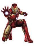 The Avengers: Age of Ultron - Iron Man Konst på metall