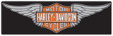 Harley-Davidson Wings Tin Sign