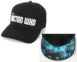 Doctor Who Snapback Hat