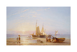 Off Flushing Giclee Print by Pieter Cornelis Dommerson
