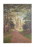Harewood Church, Yorkshire Giclee Print by William Mellor