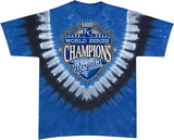 Kansas City KC Royals- 2015 World Series Champions Shield T-shirts