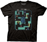 Doctor Who- Worlds In Time Shirt