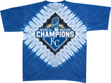 Youth: KC Royals- 2015 World Series Champions Diamond Shirt