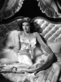 The Cat and the Canary, Paulette Goddard, 1939 Metal Print
