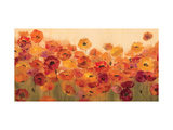 Summer Poppies Metal Print by Silvia Vassileva