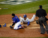 World Series - Kansas City Royals v New York Mets - Game Five Photo by Sean M Haffey