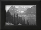 Glacier National Park Art by Ansel Adams