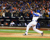 World Series - Kansas City Royals v New York Mets - Game Three Photo by Mike Stobe