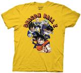 Dragon Ball Z- Freiza Foes T-Shirt