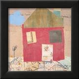 House '99 Print by David Van Berckel