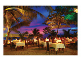 Thai Beach Restaurant Phuket Art