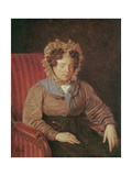 The Painter's Mother-In-Law Giclee Print by Baron Antoine Jean Gros