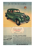 Oldsmobile- Car Has Everything Poster