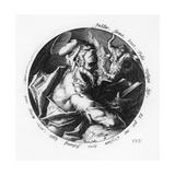 St. Luke Giclee Print by Hendrik Goltzius