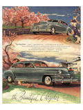 The Beautiful Chrysler II Prints
