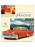 Pontiac - Beautifully Combined Affiches