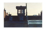 Widow's Walk, Brooklyn Heights, NYC, 1975 Giclee Print by Anthony Butera