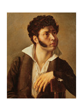 Portrait of Francois-Barnabe Campmas Giclee Print by Baron Pierre-Narcisse Guerin