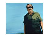 Cuban Portrait, 1996 Giclee Print by Marjorie Weiss