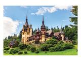 Peles Castle Sinaia Romania Print