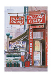 Village Cigars, 2007 Giclee Print by Anthony Butera