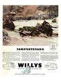 Willys Jeep Zamechatelno Ad'42 Láminas