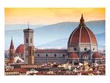 Santa Maria Duomo Florence Print