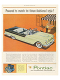 Pontiac-Future Fashioned Style Posters