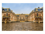 Versailles Palace Entrance Way Posters