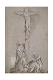 Christ on the Cross Giclee Print by Paolo Veronese