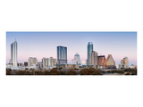 Panorama of Downtown Austin Prints