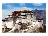 Potala Palace in Lhasa Tibet Prints
