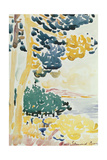 Pardigon Giclee Print by Henri-Edmond Cross