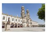 Zapopan Basilica Jalisco Mexico Art