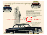 Your Beautiful '54 Chrysler Pósters