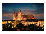 Prague Castle Prints