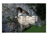 Predjama Castle Slovenia Posters