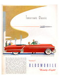 Oldsmobile-Tomorrow's Classic Pósters