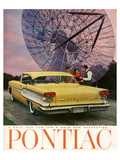 Pontiac-A Bold New Gerneration Posters
