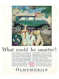 Oldsmobile-Could Be Smarter Posters